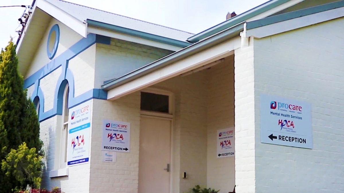 Pro Care services building